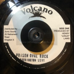 "Volcano-7""-Prison Oval Rock / Barrington Levy"