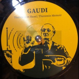 "Dubmission Records-7""-Theremin In Hand / Gaudi + Therermin Memoir / Gaudi"