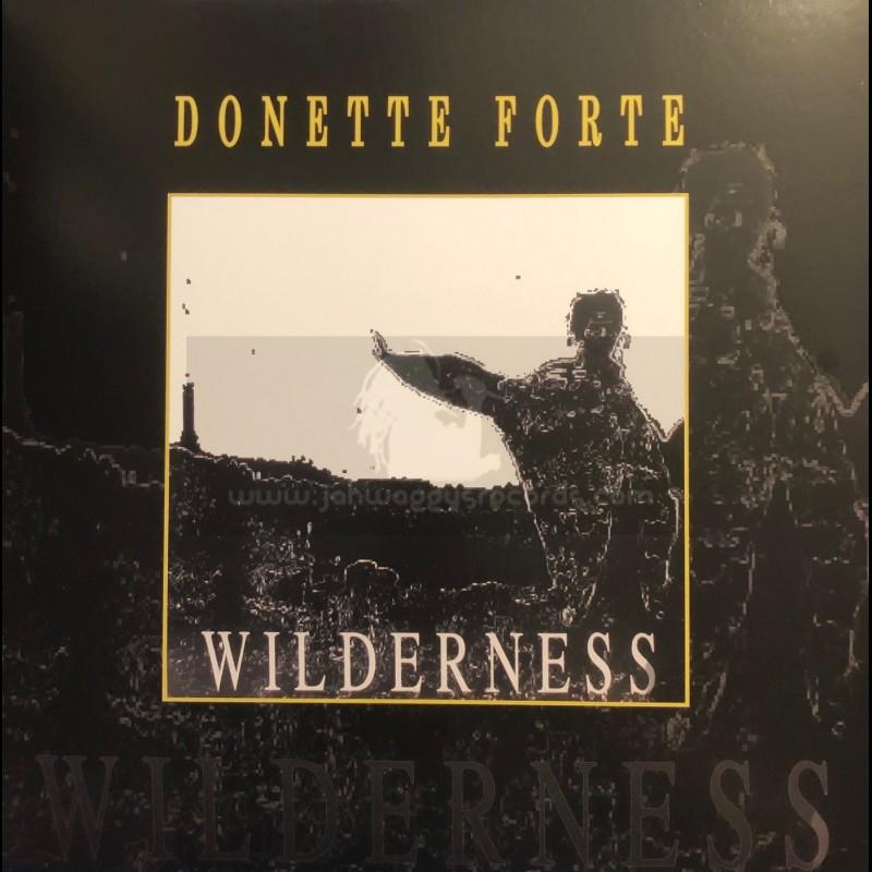 Partial Records-Lp-Wilderness / Donette Forte