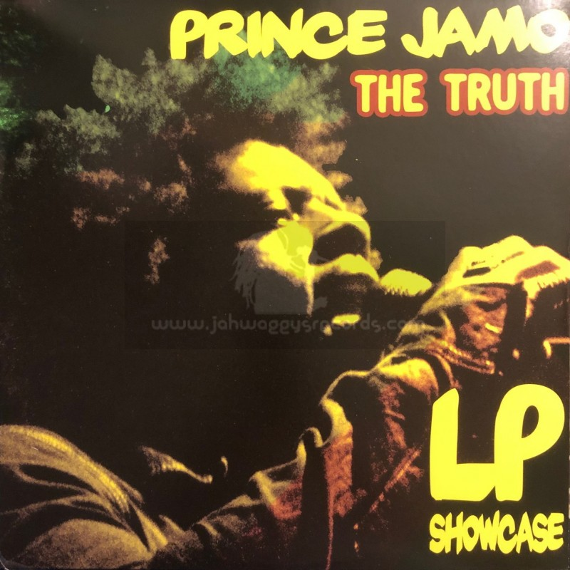 ROOTS INJECTION-THE TRUTH / PRINCE JAMO SHOWCASE LP