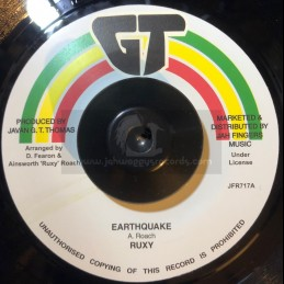 "GT-7""-Earthquake / Ruxy"