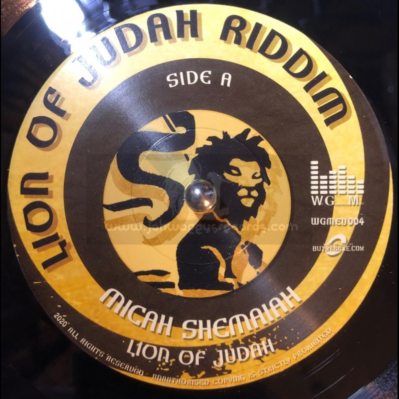 "We Generation-7""-Lion Of Judah / Micah Shemaiah"