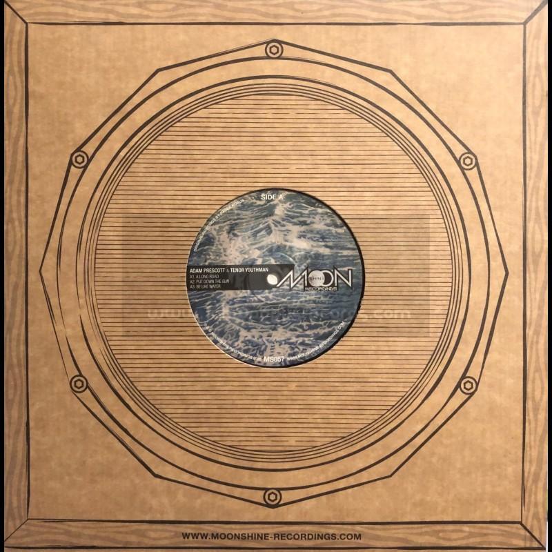 "Moonshine Recordings-12""-Adam Prescott Meets Tenor Youthman"