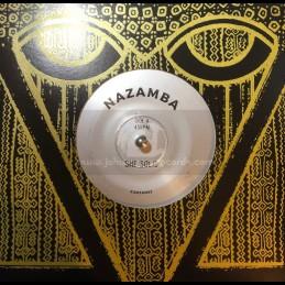 "ZamZam-7""-She Solid / Nazamba + She Dub / Von D"