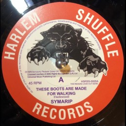 "Harlem Shuffle Records-7""-These Boots Are Made For Walking / Symarip + Thats Nice / Symarip"
