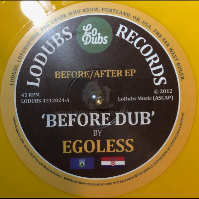 """Lo Dubs-12""""-Before / After EP / Egoless"""