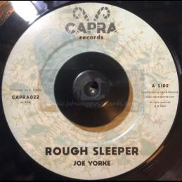 """Capra Records-7""""-Rough Sleeper / Joe Yorke"""