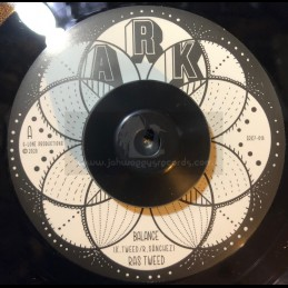 "A-Lone Productions-7""-Balance / Ras Tweed"