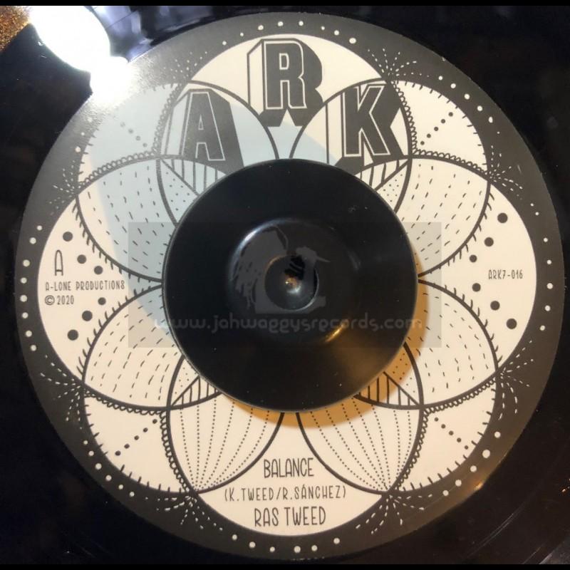 "A-Lone Productions-7""-Balance / Ras Tweed"