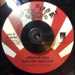 "Shi Fu Mi-7""-Each One Teach One / Amatah Keo"