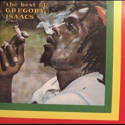 GG's-Lp-The Best Of / Gregory Isaacs
