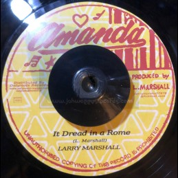"Amanda-7""-It Dread In A Rome / Larry Marshall"