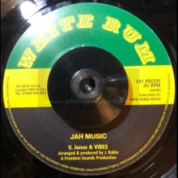 "White Rum-7""-Jah Music / Vivian Jones"
