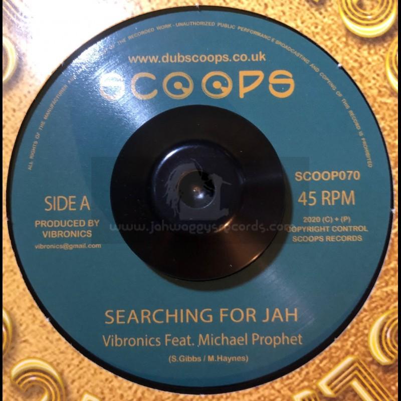 "Scoops-Gold discs Classics-7""-Searching For Jah / Vibronics Feat. Michael Prophet"