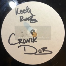 "Black Legacy Records-10""-Dubplate-Cronic Dub / Keety Roots"