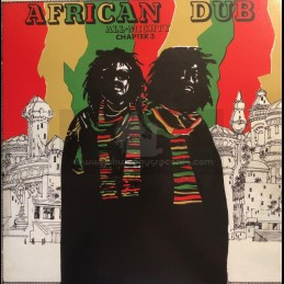 Joe Gibbs-Lp-African Dub All-Mighty / Chapter 3