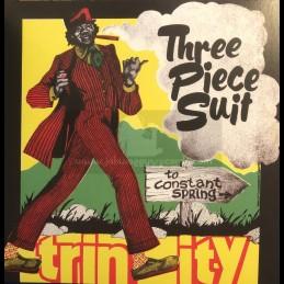 Joe Gibbs-Lp-Three Piece Suit  /