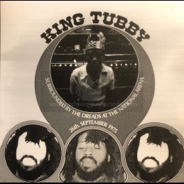 Studio 16-Lp-Surrounded By The Dreads At The National Arena / King Tubby