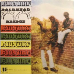 Joe Gibbs-Lp- Baldhead Bridge / Cultue