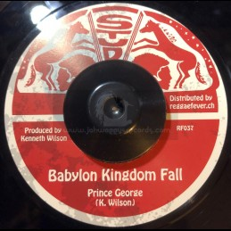 "Stud-7""-Babylon Kingdom Fall / Prince George"