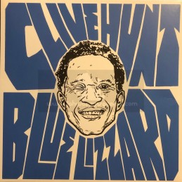 VP Records-Lp-Blue Lizzard / Clive Hunt