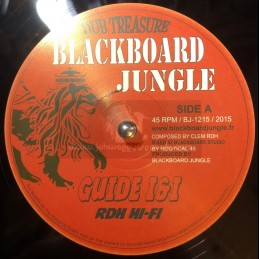 "Blackboard Jungle-12""-Guide I&I / RDH Hi-Fi + Hiboo / RDH Hi-fI"