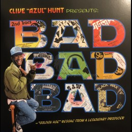 Vp Records-Lp-Bad Bad Bad / Clive Hunt - Various Artist