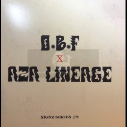 "Dubquake Records-7""-Rebel Daawtaz / Aza Lineage - OBF - Signz Series 2"