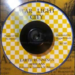 "Star Light City-7""-Earth Runnings / Africans"