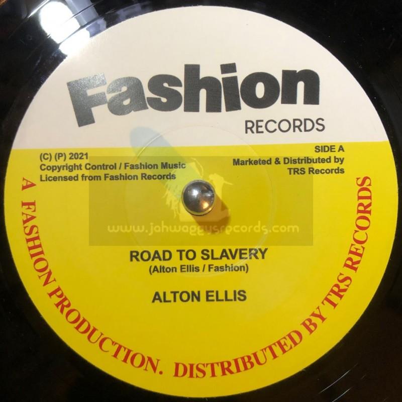 "Fashion-7""-Road To Slavery / Alton Ellis"