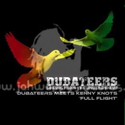 Dubateers Meets Kenny Knots - CD - Full flight