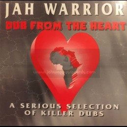 Partial Records-Lp-Dub From The Heart / Jah Warrior