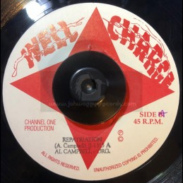 """Well Charge-7""""-Repatriation / Al Campbell"""