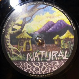 """Natural Roots-7""""-Children Of Jah / Natural Roots"""