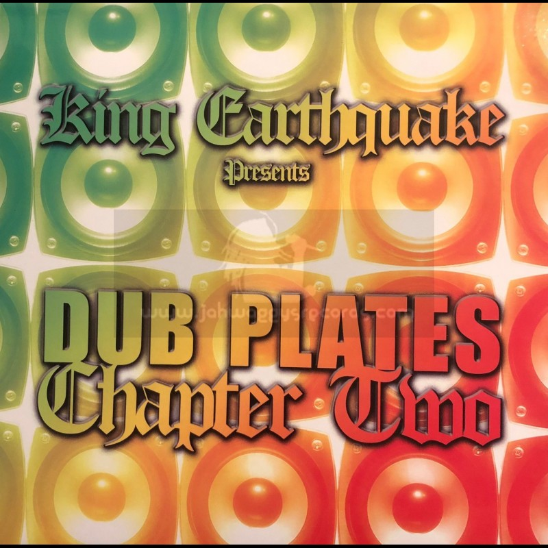 King Earthquake Presents Dubplates Chapter Two-LP