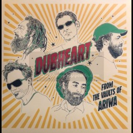 Ariwa-Lp-Dubheart From The Vaults Of Ariwa / Mad Professor