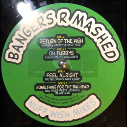 "Bangers R Mashed-12""-Nuff Wish Mixes - Plate 6"