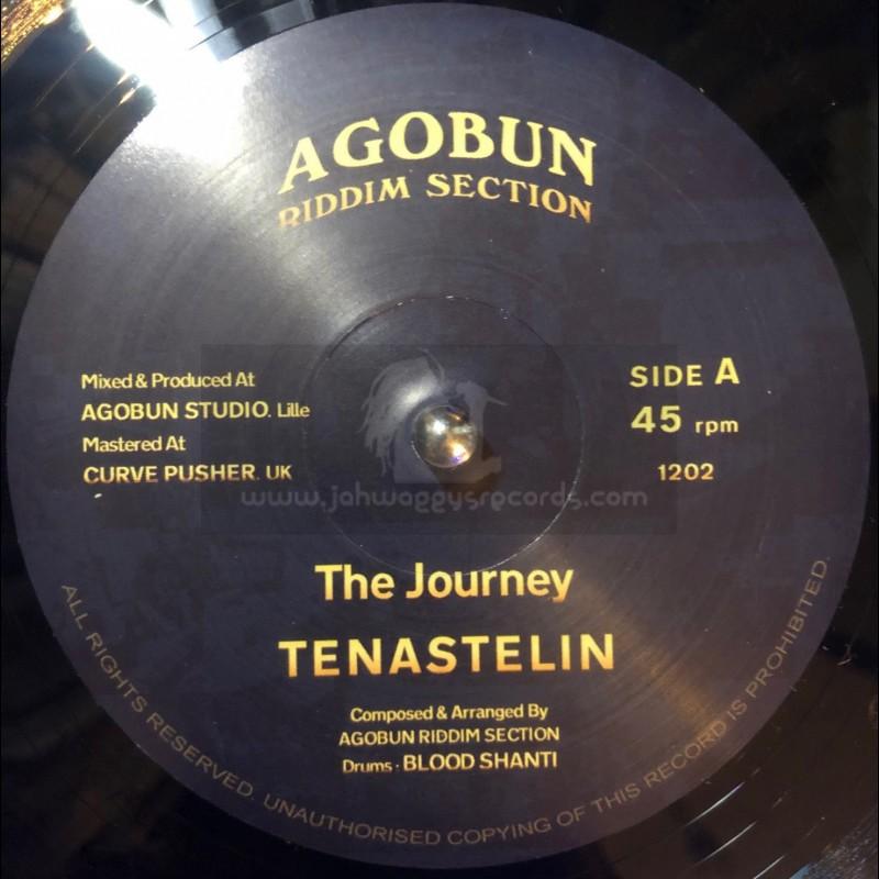 "Agobun Riddim Section-12""-The Journey / Tenastelin + Up In The Sky / Tenastelin"