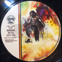 "Forward Bound-7""-Abendigo / Ras Teo + Daniel 3:14 / Ashanti Selah"
