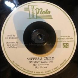 """High Note-7""""-Suffer's Child / Delroy Denton"""