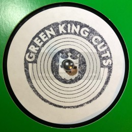 "Green King Cuts-7""-Poly Vinyl Dubplate-Be True To Yourself / Ras Mcbean Meets King Alpha"
