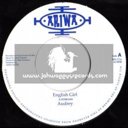 "Ariwa-7""-English Girl / Sister Audrey"