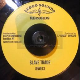 "Leggo Sounds Records-7""-Slave Trade / Jewels"