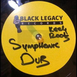 "Black Legacy Records-10""-Dubplate-Symphonic Dub / Keety Roots"