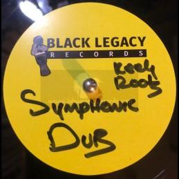 "Black Legacy Records-10""-Dubplate-Symphonic Dub / Keety Roots"