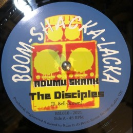 "Boom Shacka Lacka-10""-Adumu Skank / The Disciples + Dub Defiance / The Disciples"