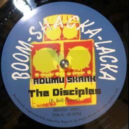 """Boom Shacka Lacka-10""""-Adumu Skank / The Disciples + Dub Defiance / The Disciples"""