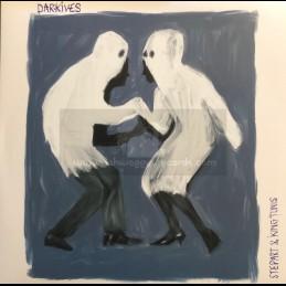 Hologram Records-Lp-Darkives / Stepart & King Tunis