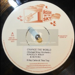 """Room In The Sky-10""""-Change..."""