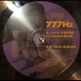 """777Hz-10""""-Let's Give Thanks..."""
